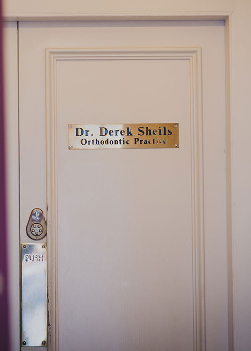 Dr. Derek Shiels