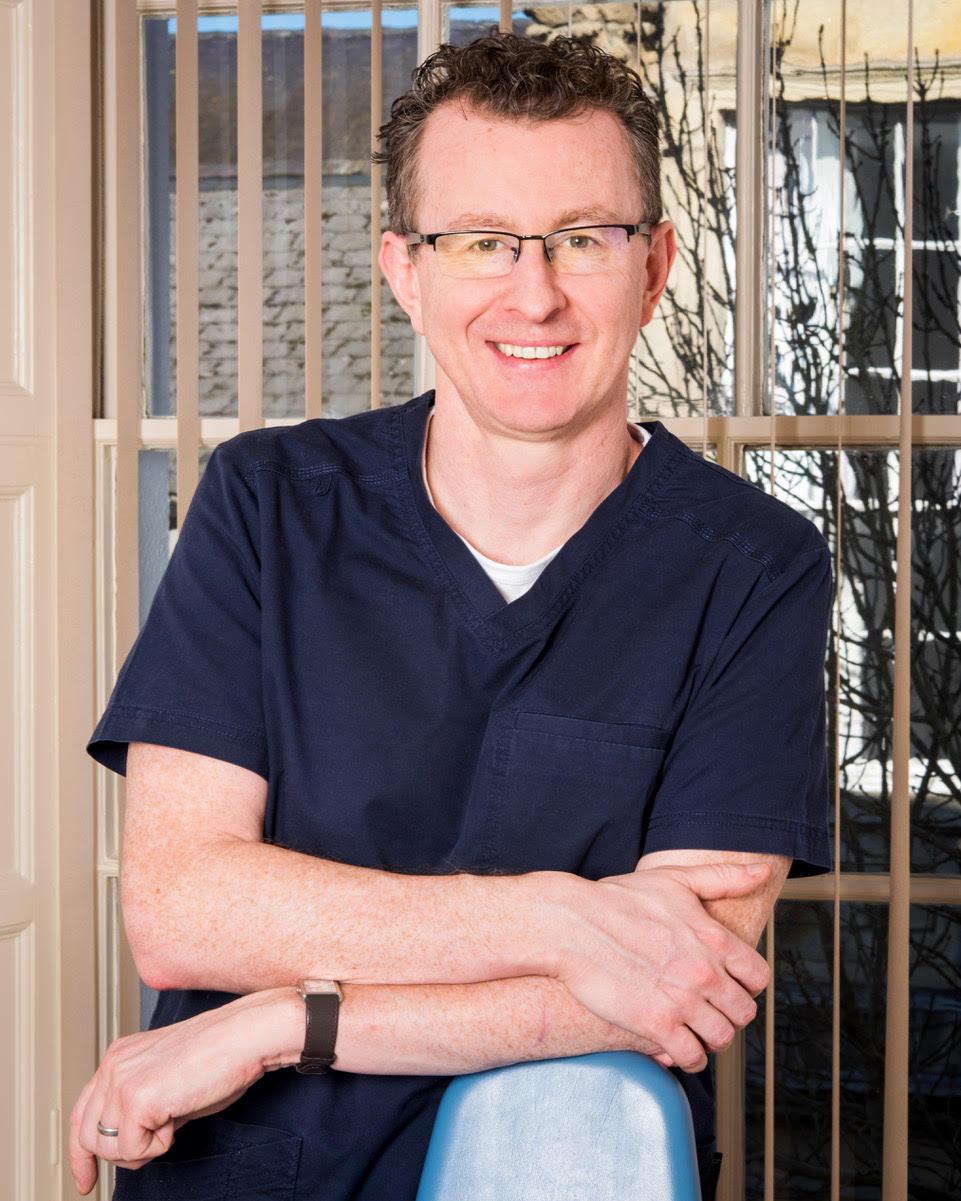 Dr. Derek Shiels